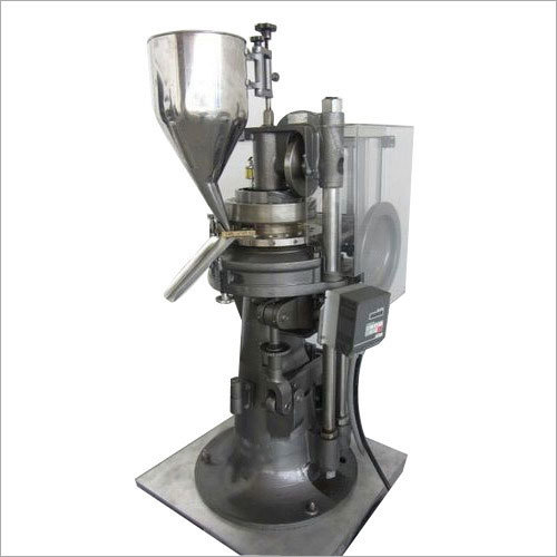 Single Rotary Tablet Press Machine