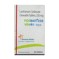 Lanthanum Carbonate Tablets
