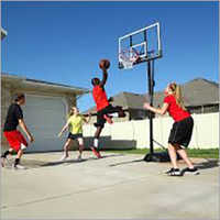 Portable Basketball set Unit