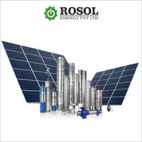 DC Solar water Pumps