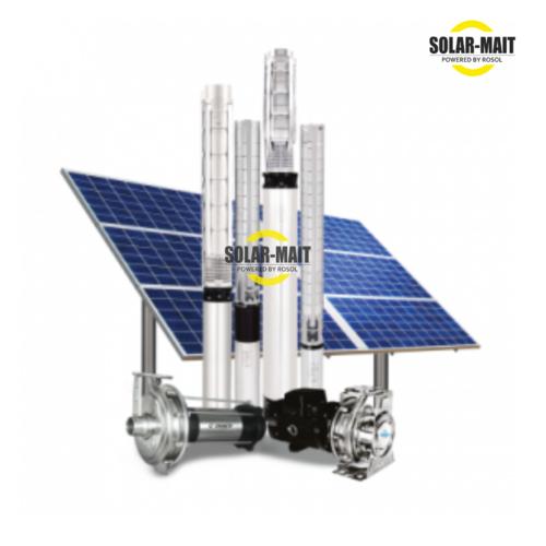 Ac Solar Water Pump (1 Hp - 20 Hp)