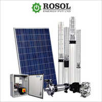 AC Solar Water Pump