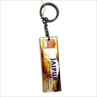 Jaipur Gold Rice Acrylic Keychain