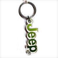 Jeep Acrylic Keychain