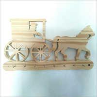Horse Cart Key Holder