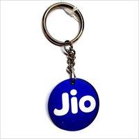 Jio Acrylic Keychain