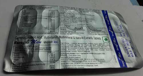 Amma Linolenic Acid Multivitamin Tablets