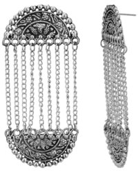 Afghani Style Dangle