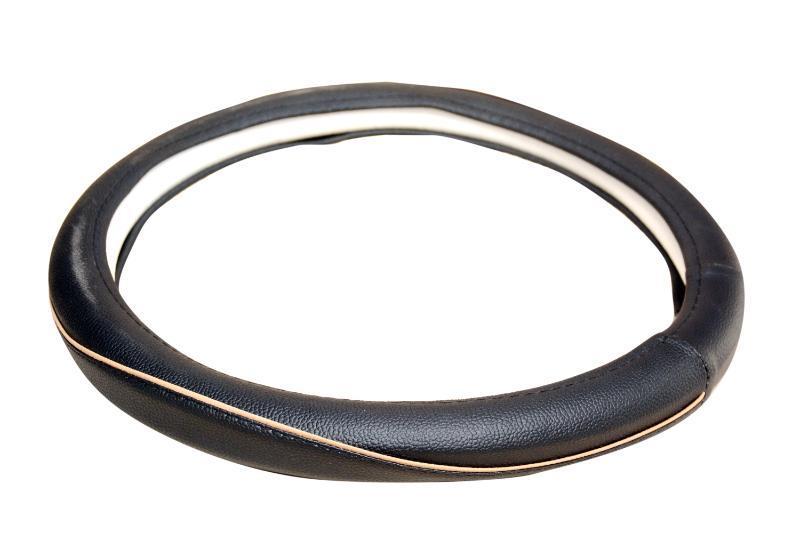 Eon Black Steering Cover