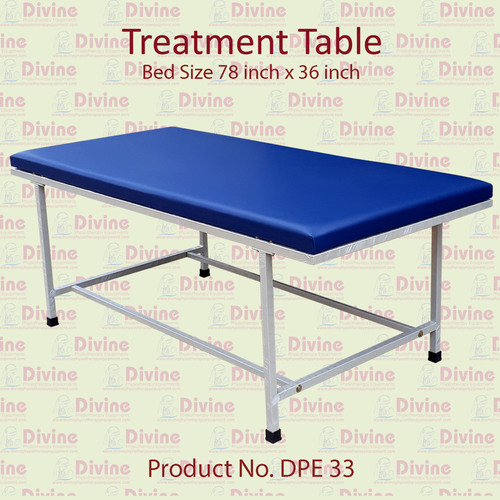 Treatment Table with 78 inch Length X 36 inch Breadth