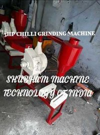 3 HP Chilli Grinding Machine