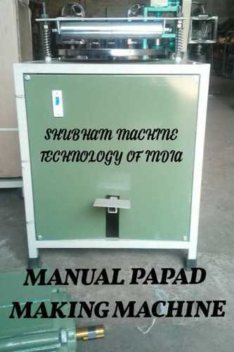 Papad Rolling Machine