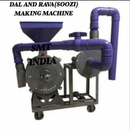 Rava Flour Mill Machine