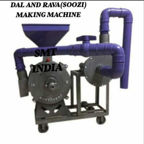 Commercial Rava Flour Mill Machine