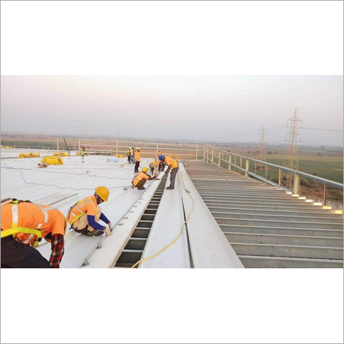 Industrial Sheeting Work