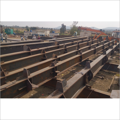 industrial Steel Structures Fabrication Service