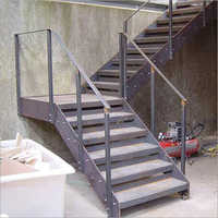 Steel Staircase Fabrication Service