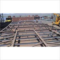 Heavy Steel Structures Fabrication Service
