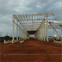 PEB Structure Erection Service