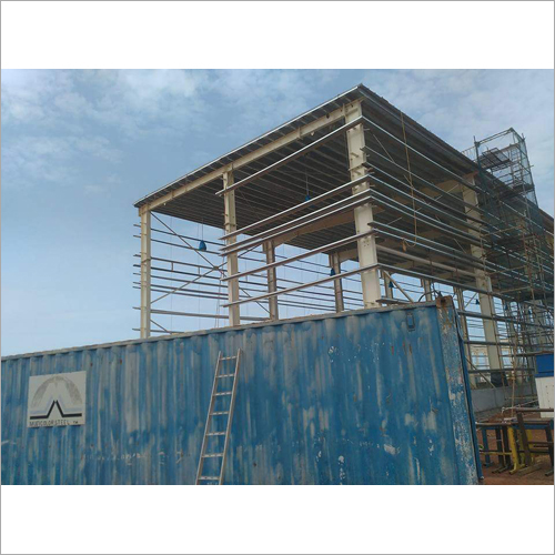 Structures Erection Service