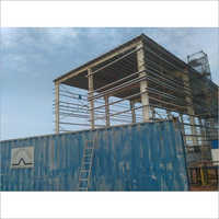 PEB Structure Shed Service