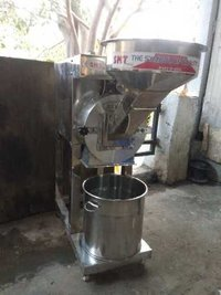 SS 2 IN 1 Pulverizer Machine