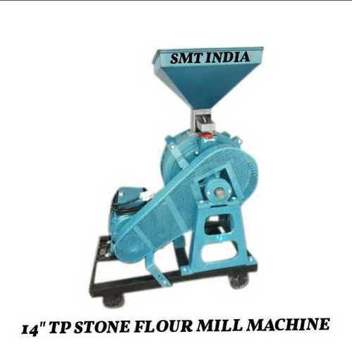 14 TP Stone Flour Mill Machine