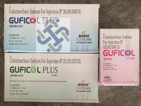 Guficol Colistimethate Sodium 2Million IU Injection