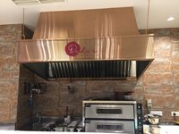 Singleskin Kitchen Exhaust Hood