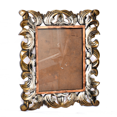 Indian Handmade Decorative Colored Wooden Photo Frame Handicraft Item
