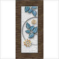Door Desinger Digital Print Paper Skin
