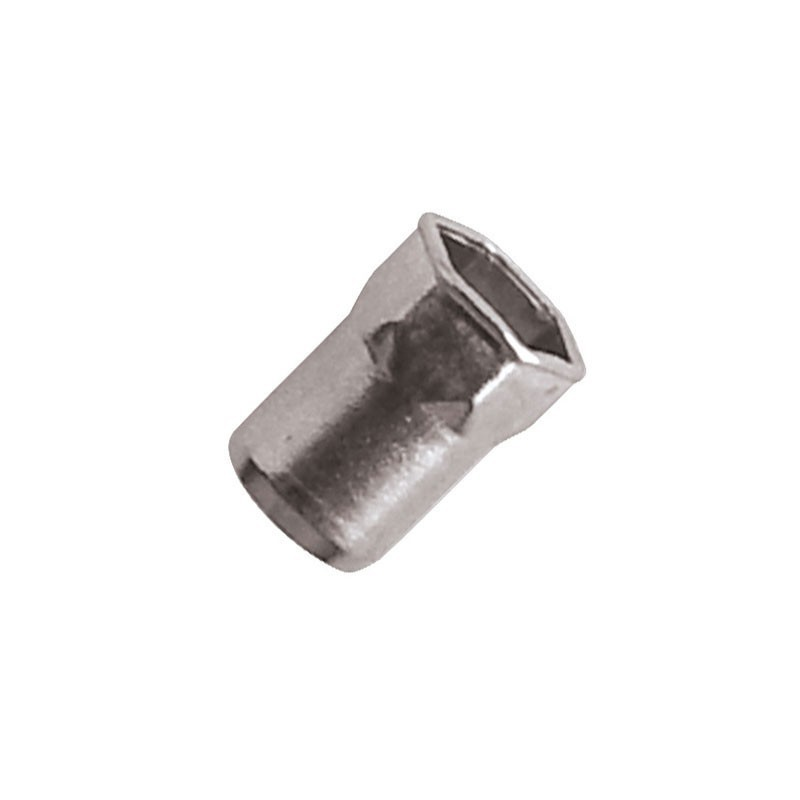 Blind Rivet Nuts SEMI-HEX Reduced Head