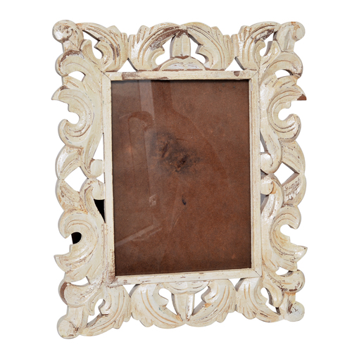 New Handmade Decorative Wooden Photo Colored Frame Handicraft