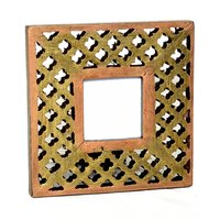 Home Decor Handmade Wooden Photo Colored Frame Handicraft