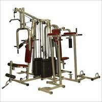 Bull Rage 6 Multi Home Gym Station