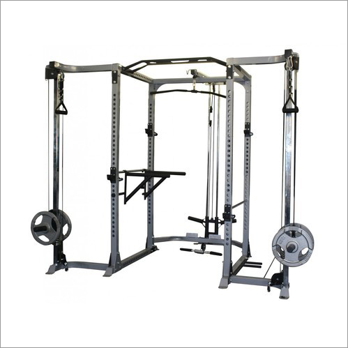 Power and Squat Rack