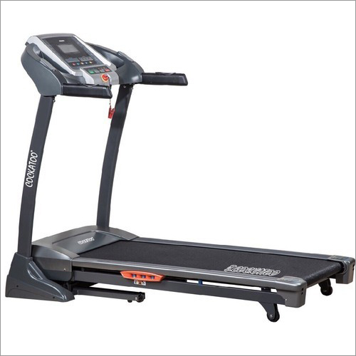 Bull Rage DC Motorized Treadmill