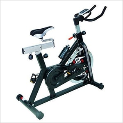 Lifeline Stainless Steel Spin Bike