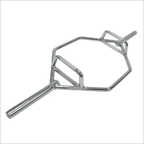 Bull Rage Olympic Hex Bar Trap Rod