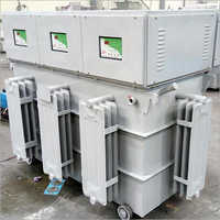 100 KVA Oil Cooled Voltage Stabilizer