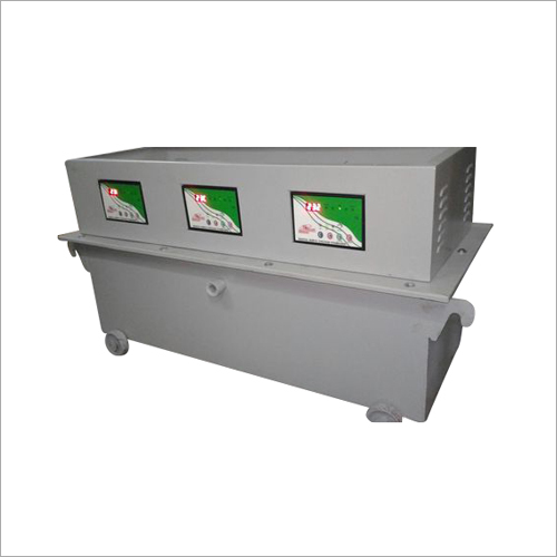Industrial Oil Cooled Voltage Stabilizer
