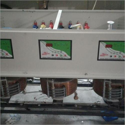 50 KW Oil Cooled Voltage Stabilizer