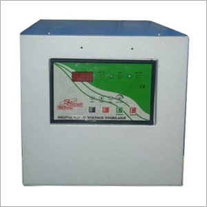 10 KVA Single Phase Air Cooled Stabilizer