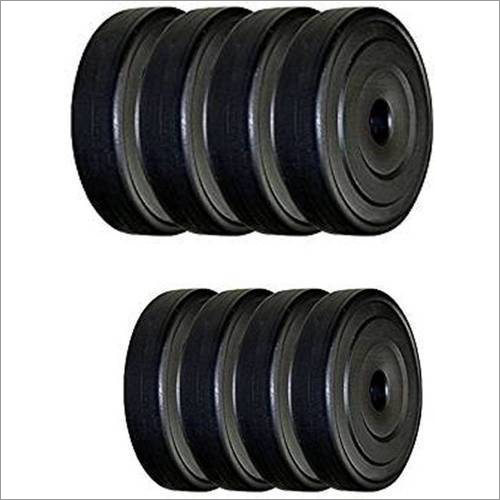 Bullrage Cast Iron Weight Lifting Plates