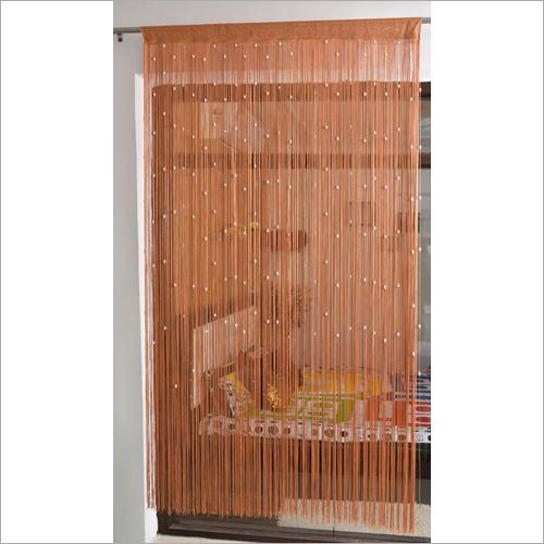 Home Furnishing Plastic Beaded Curtain