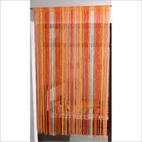Round Beaded Home Furnishing Curtain
