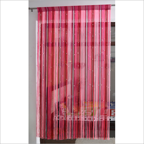 Window Beaded Living Room Curtain