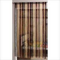 Fancy Beaded Living Room Curtain