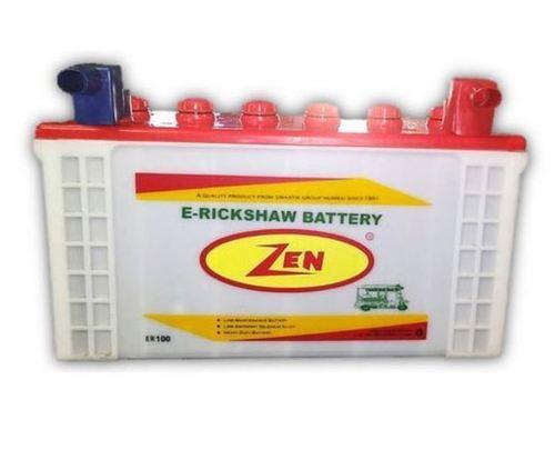 Zen E-Rickshaw Batteries