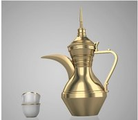 Dallah Coffee in 3D Model